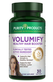 VOLUMIFY -- Healthy Hair Growth Support Formula
