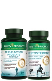 TRIPLE ACTION PROSTATE KIT — Triple Action Prostate + Zestosterone