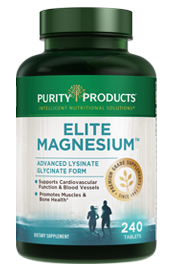 ELITE MAGNESIUM- 240 tabs – Purity Basics