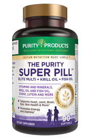 Purity Super Pill - 30 Day Bottle - 90 SoftGels