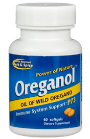 OREGANOL -- 60 SOFTGELS
