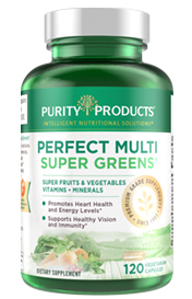 PERFECT MULTI SUPER GREENS CAPSULES