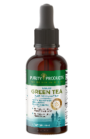 Liquid Green Tea Plus Resveratrol